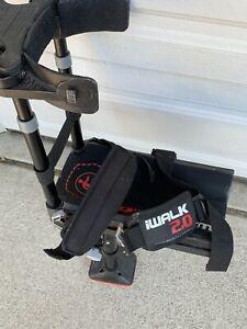 IWALK 2.0 Hands Free Crutch I Walk Knee Crutch Mobility Aide - No Top Strap