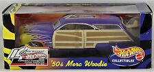 AUTOGRAPH2000 Hot Wheels 14th Annual Convention 1:18 Scale '50s Ford Merc Woodie
