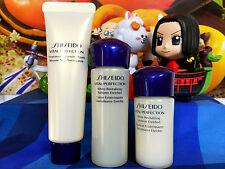 Shiseido Vital-Perfection White Revitalizing Emulsion 15ml+Softener 25ml+Cleansr