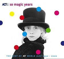 Act world jazz - 10 Magic years, Best of 1992-2002 (DIGI) Jasper van 't Hof, Nguyên