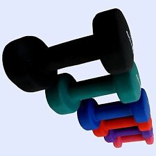 BodyRip Fitnesss Neoprene Hand Weights Dumbbells 2 X 1.5kg