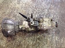 Isuzu Trooper 3L Manual Gearbox With Transmission Box 8971748520