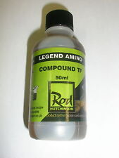 Rod Hutchinson COMPOUND TF SQUID 50ml Boilie making additive