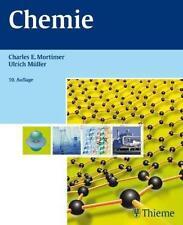 Chemie von Ulrich Müller Charles E. Mortimer (2010, Taschenbuch)