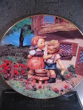 Danbury Mint Hummel Squeaky Clean 1994 ltd Ed Plate Mib