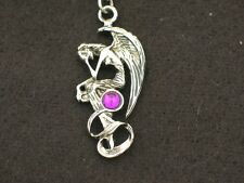 Angel's Lament - Children of the Night Vampire Pendant