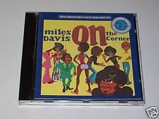 CD - MILES DAVIS - ON THE CORNER - Columbia 1993