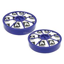 Post Moteur Allergie Filtre HEPA Bleu Pour Dyson DC19 DC20 DC29 Aspirateur x 2