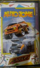 Autozone (Players 1987) C 16 Cassette (Tape, Anleitung, Verpackung) 100% ok