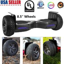 """8.5"""" Wheels Hummer Bluetooth Electric Self Balancing Scooter Hoverboard UL2272"""