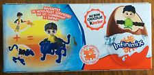ORIGINAL PACKED BOX WITH 3 KINDER FERRERO SURPRISE EGGS INFINIMIX FOR BOYS