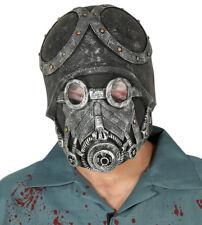 Latex masque gaz la purge Film Costume Halloween Apocalypse soldat Fancy Dress
