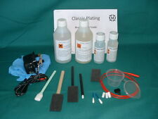 Gold, Silver, Brush Plating kit for Jewellery and antique repair