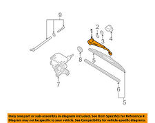 Mercedes MERCEDES-BENZ OEM 00-03 ML320 Wiper-Rear Window Arm 1638201944