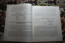 1913 Fragment Zeitschrift Bergbau / Kalisalzbergwerk Roßleben Unfall