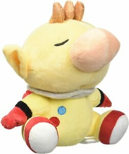 "PIKMIN CAPTAIN OLIMAR 6.5"" PLUSH by Little Buddy -  Authentic"