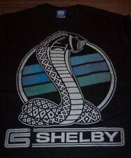 VINTAGE STYLE SHELBY COBRA CAR FORD T-Shirt 4XL XXXXL  NEW