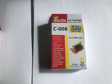 INKRITE Printer Ink (avec Puce) pour Canon iP3300 Jaune Nouveau 5037430042367