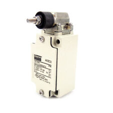 Heavy Duty DPDT Limit Switch - 2NC/2NO