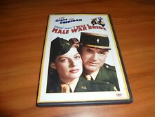 I Was a Male War Bride (DVD, Full Frame 2004) Used Cary Grant,Ann Sheridan