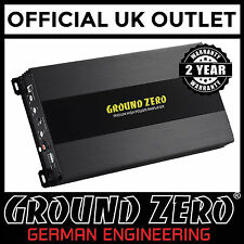 Ground Zero GZIA 1.1450DX-II 1250 Watts Mono Block Class D Car Amp Amplifier