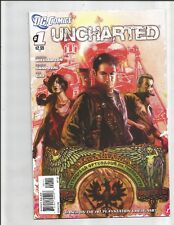 Uncharted 1-6 (2012)        FULL SET!!!   EXTREME HIGH GRADE COPIES!!  LOW PRINT