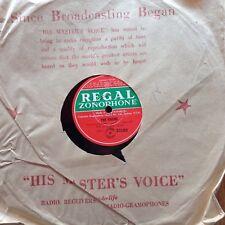 The Legarde Twins 78 rpm The Friend / The Bad Brahma Bull
