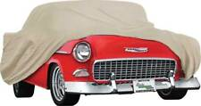 1955-56 Chevrolet 2 Door Tan Weather Blocker Plus Car Cover