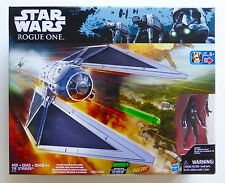 Action Figure Star Wars Rogue One Tie Striker Vehicle and Character Hasbro 10 Cm