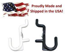 Non Locking Plastic J Style Pegboard Hooks Combo Kit Tool Storage Pick A Pack