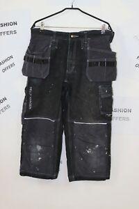 Helly Hansen Workwear Men Chelsea Constr Pirate Pants Cordura Holster Pocket C50