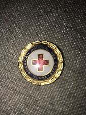 American National Red Cross Nurse Vintage Pin #92734