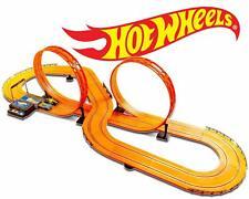 Hot Wheels Electric 20.7-foot Slot Track - Orange Orange