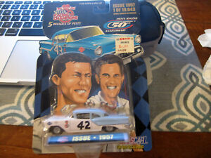 1999 RACING CHAMPIONS LIMITED EDITED EDITION LEE PETTY'S 1957 OLDSMOBILE
