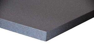 Schaumstoff Platten Set  6 Stück a 50 x 50 x 3 cm zum Polstern als Kissen etc.