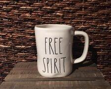 New Rae Dunn FREE SPIRIT Mug By Magenta