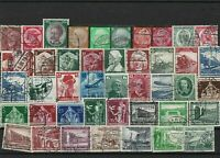 germany weimar and third reich period stamps ref 16113