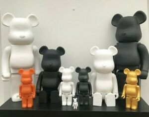 Bearbrick Figure Ornament Statue PopArt Toy Collection 400% 700% 1000% UK SELLER