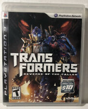 Transformers Revenge Of The Fallen Sony PlayStation 3 PS3 Complete CIB Tested