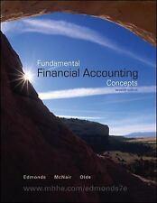 Fundamental Financial Accounting Concepts by Frances M. McNair, Thomas P....