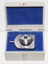 Reichert Zetopan Microscope Immersion Darkfield Condenser 1.18/1.42 N.A.