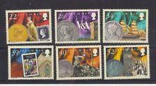 ISLE OF MAN MNH UMM STAMP SET 2001 QUEEN VICTORIA DEATH CENTENARY SG 917-922