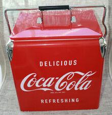 """Coca Cola Coke Classic Cooler Button Tag Label Small Machine 1 3//8/"""" X  3 1//2/"""""""