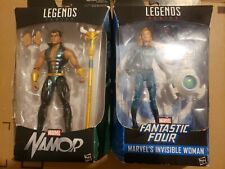 Marvel Legends Invisible Woman & Namor action figure (Walgreens exclusive)