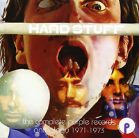 HARD STUFF-THE COMPLETE PURPLE RECORDS...-IMPORT 2 CD WITH JAPAN OBI F25