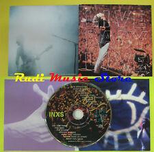 CD INXS Live baby live 1991 u.s.a. CARDSLEEVE ATLANTIC 7 82294-2 (S12) mc dvd