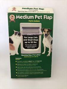 Large Cat /small Dog Door Flap Soze 7.5x10.5