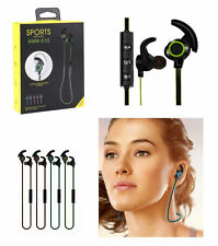 CUFFIE CORSA RUNNING BLUETOOTH AURICOLARE SPORT WIRELESS IPHONE SMARTPHONE BICI