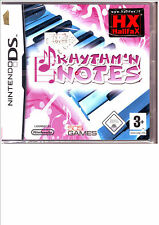 DS Rhythm'n Notes (2008) Nuovo x Ds/ds lite/dsi/xl 3ds 2ds