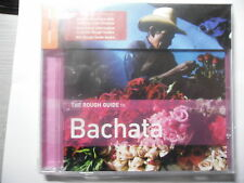 THE ROUGH GUIDE TO  BACHATA VARIOUS ARTISTS ON WORLD MUSIC LABEL